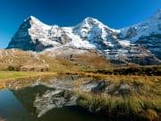 Eiger, Monch, Kleine Scheidegg, Grindelwald