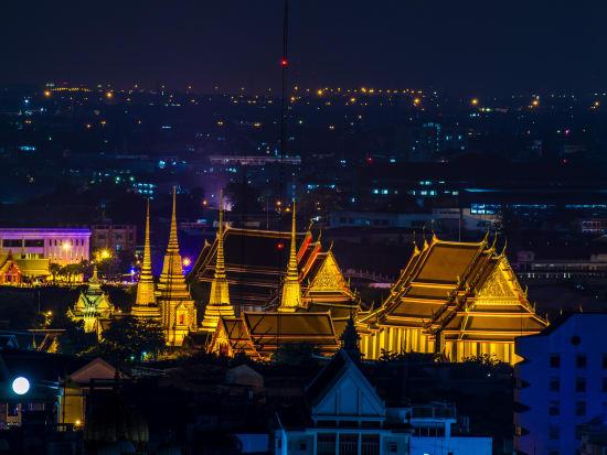 bangkok at night horizon river cruise