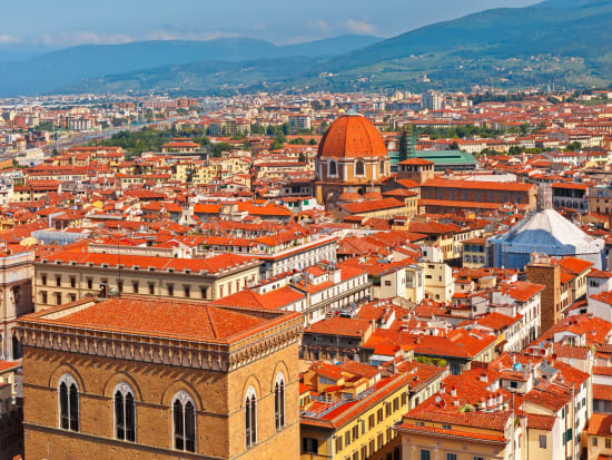 The romantic city of Florence