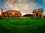 Italy_Rome_Arch-of-Constantine_and_Colosseum_shutterstock_1140730538