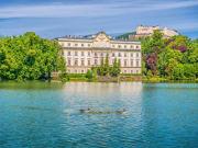Austria, Salzburg, Leopoldskron, schloss, palace