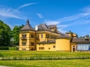 Austria, Salzburg, Hellbrunn, Palace, Garden