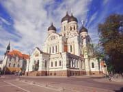 Estonia, Tallinn, Medieval buildings