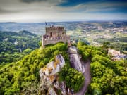 Portugal_Sintra_Castle of the Moors_shutterstock_