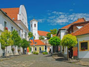 The charming village of Szentendre