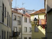 Portugal, Lisbon, Vintage neighborhood of Mouraria