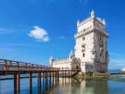 Portugal, Lisbon, Belem Tower, Tagus River