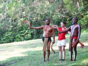 pamagirri boomerang throwing