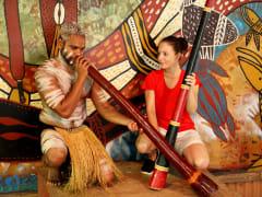 didgeridoo wind instrument pamagirri tribe