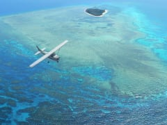 Great Barrier Reef Sightseeing Flight from Cairns