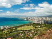 Hawaii_Waikiki_Beach_from_Diamod_Head_shutterstock_148825856