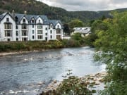UK_Scotland_Aberdeenshire_Ballater_Royal Deeside_River Dee