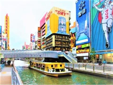 大阪クルーズ