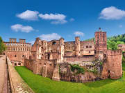 Heidelberg Castle, Germany, castle
