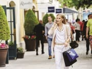 La Roca Village Shopping Express Tour