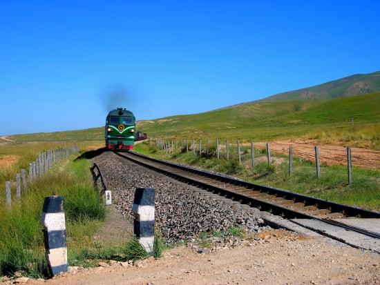 China_Xining_Qinghai–Tibet railway_shutterstock