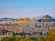 acropolis athens greece hop on hop off bus tour