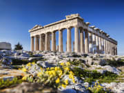 parthenon athens greece hop on hop off bus tour