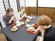 Kyoto obanzai cooking lesson