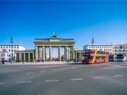 Brandenburg Gate berlin germany hop on hop off bus