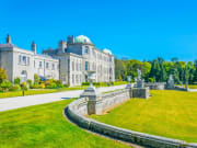 The Powerscourt Estate in Enniskerry