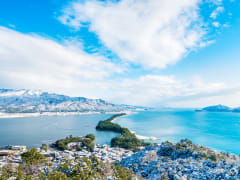 Japan_Kyoto_Amanohashidate_winter_snow_shutterstock_445790578