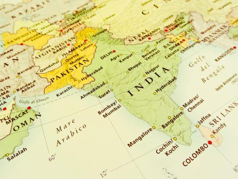 インド周遊ツアー
