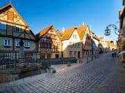 Rothenburg ob der Tauber, Bavaria, Germany, town