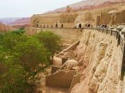 Urumuqi_ buddha caves_shutterstock_460719142