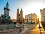 Krakow St Mary's Basilica Old Town