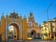 Puerta de la Macarena seville spain