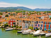 Port Grimaud and its charming houses