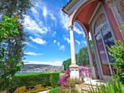 Views from Villa Ephrussi de Rothschild