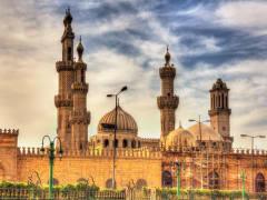 Egypt_Cairo_Al_Azhar_Mosque_shutterstock_247936948