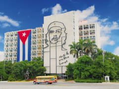 Cuba_Havana_Revolution_Square_Che_Guevara_shutterstock_30797239