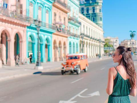 ハバナ 市内観光
