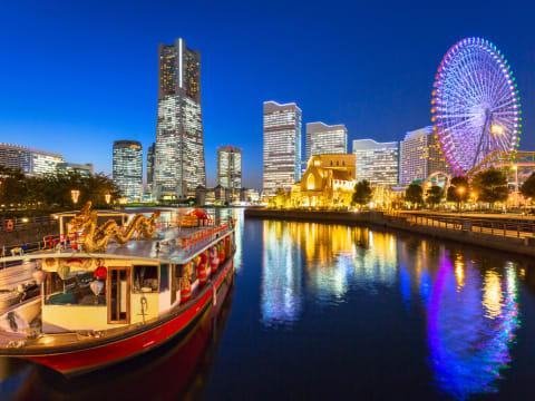 神奈川クルーズ | 横浜・みなとみらいの観光&遊び・体験・レジャー専門予約サイト VELTRA(ベルトラ)