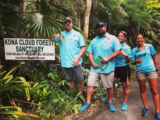 Hawaii_Big Island_Kailani Tours_Kona Cloud Forest