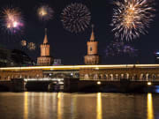Berlin, Fireworks, Dinner Cruise, New Year