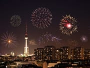 Berlin, New Year's Eve, Fireworks, Dinner Cruise