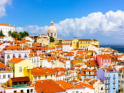 Portugal, Lisbon, Alfama Neighborhood, Sightseeing
