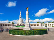 Portugal, Fatima, Basilica of Fatima