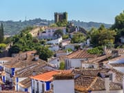 Portugal, Obidos, Cityscape, Sightseeing tour