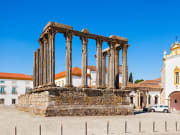 Evora, Portugal, Sightseeing, From Lisbon