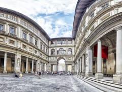 Italy_Florence_Uffizzi_Gallery_Shutterstock