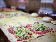 street food snacks xian food and market tour