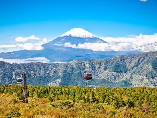 Japan_Hakone shrine_ropeway _shutterstock_232833289
