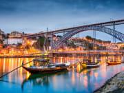 Porto, Portugal, skyline
