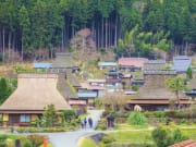 Miyama Kayabuki No Sato thatched roof houses