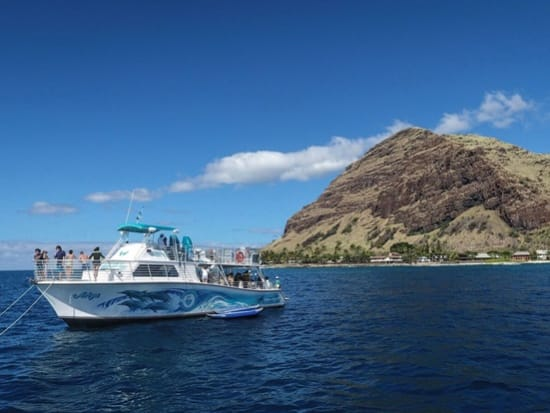 Oahu_Dolphins and You_cruise boat